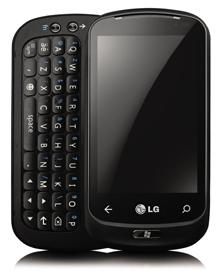 LG Optimus Quantum