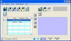 logiciel lecture ecriture carte sim