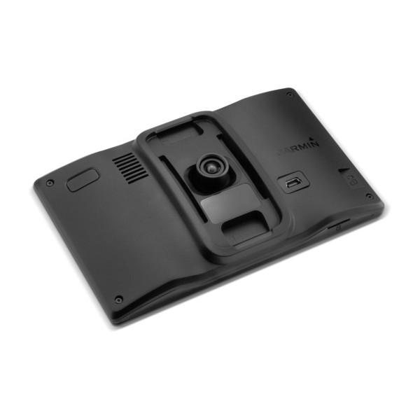 Le DriveAssist possède une caméra arrière