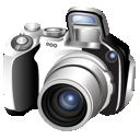 caméra avec un gps
