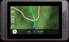 GPS Magellan TRX7