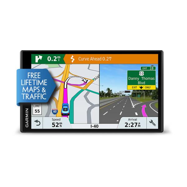 Mise à jour via WiFi avec le DriveSmart 61