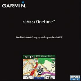 update carte gps garmin